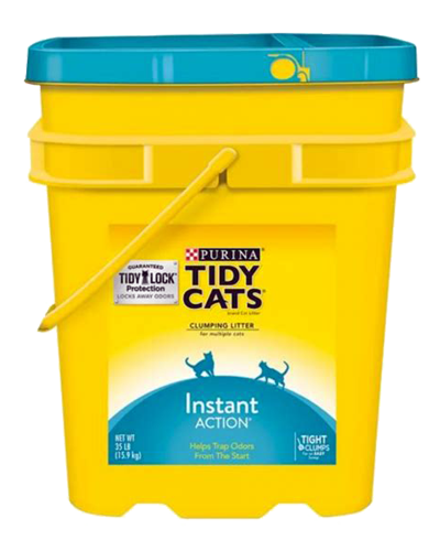 Picture of Purina Tidy Cats Instant Action Cat Litter - 35 lb.