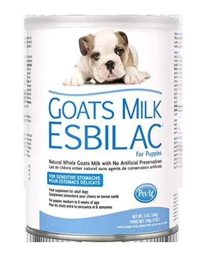 Picture of PetAg Goat's Milk Esbilac Puppy Powder - 12 oz