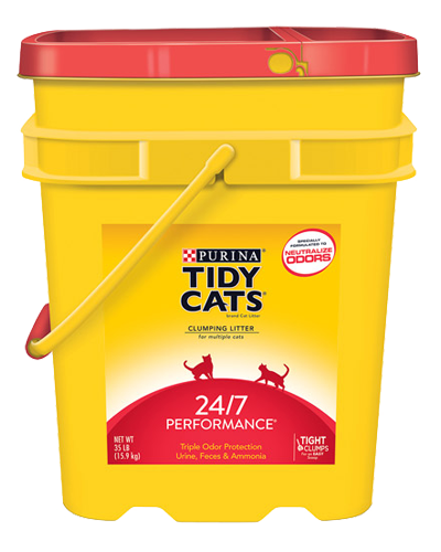 Picture of Purina Tidy Cats 24/7 Performance Cat Litter - 35 lb.