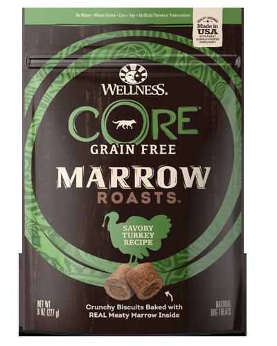 Picture of Wellness Grain Free CORE Marrow Roasts Turkey - 8 oz.