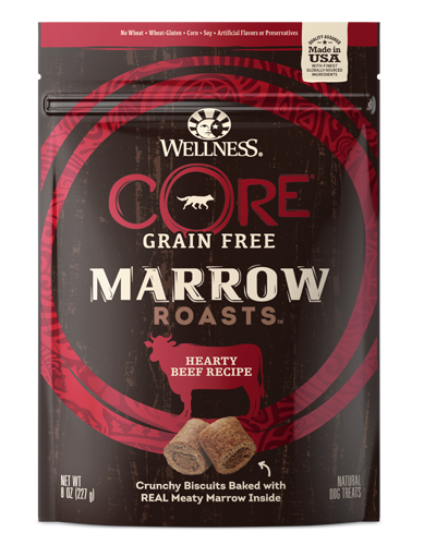 Picture of Wellness Grain Free CORE Marrow Roasts Beef - 8 oz.