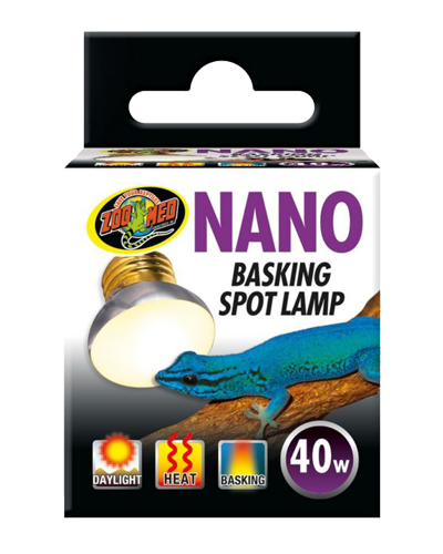 Picture of ZooMed Labs Nano Basking Spot Lamp - 40 Watt