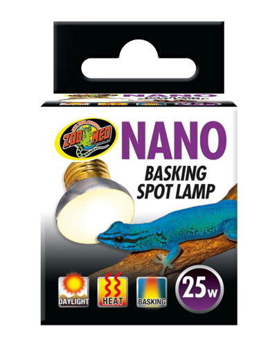 Picture of ZooMed Labs Nano Basking Spot Lamp - 25 Watt