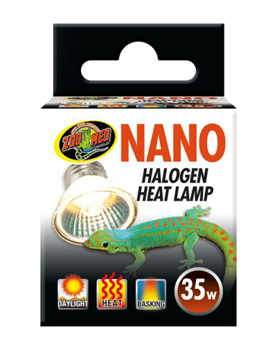 Picture of ZooMed Labs Nano Halogen Heat Lamp - 35 Watt