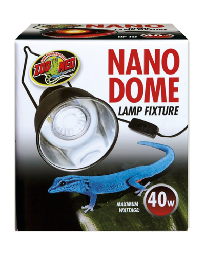 """Picture of ZooMed Labs Nano Dome Lamp Fixture - 4"""""""