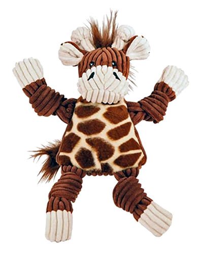 Picture of Huggle Hounds Knotties Giraffe Large