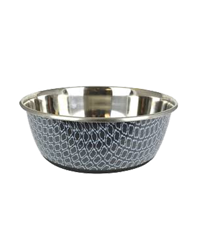 Picture of OurPets Waterbath Large Bowl - Grey