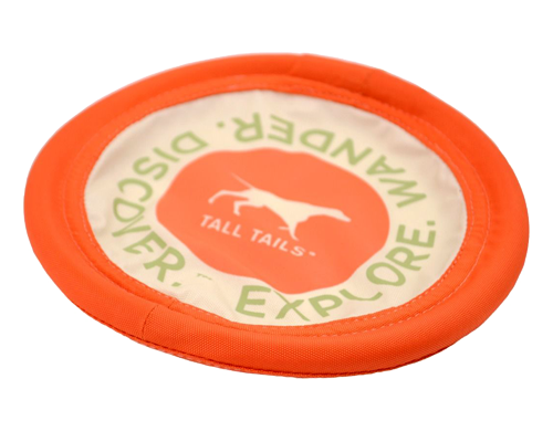 "Picture of Tall Tails 7"" Flying Disc"