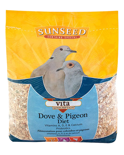 Picture of Sunseed Vita Sunscription Dove & Pigeon - 5 lb.