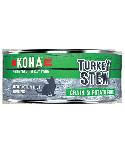 Picture of Koha Grain Free Turkey Stew - 5.5 oz.