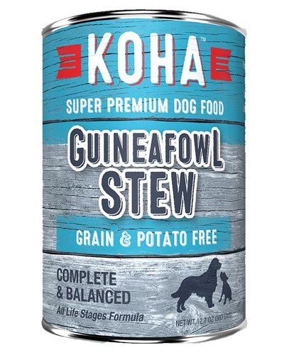 Picture of Koha Grain Free Guineafowl Stew - 12.7 oz.