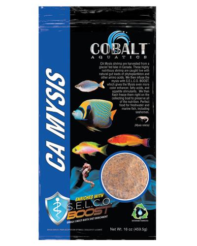 Picture of Cobalt Frozen Ca Mysis - 16 oz.