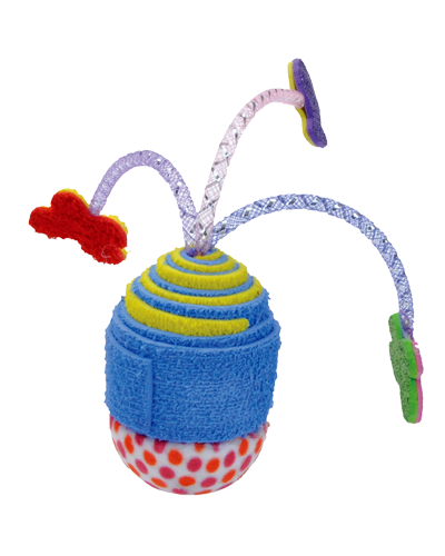 Picture of Coastal Turbo Foam Wobbly Toy
