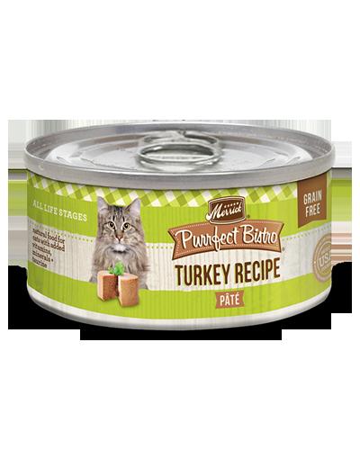 Picture of Merrick Purrfect Bistro Grain Free Turkey Pate - 3 oz.