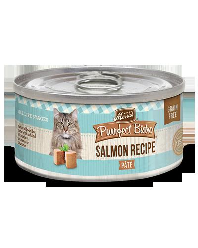 Picture of Merrick Purrfect Bistro Grain Free Salmon Pate - 3 oz.