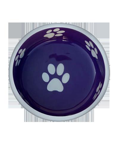 Picture of Indipets Super-Max Aluminum Medium Bowl - Violet