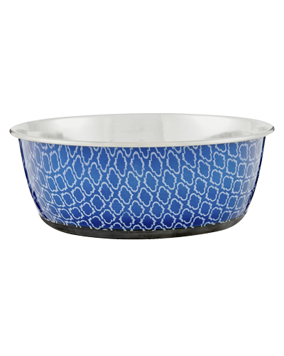 Picture of OurPets Waterbath Large Bowl - Blue