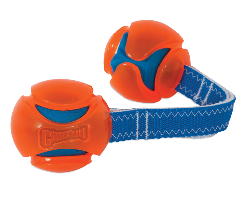 Picture of ChuckIt! Hydro Squeeze Duo Tug Large