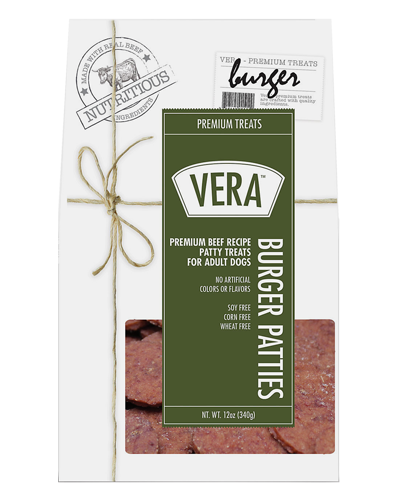 Picture of Vera Beef Burger Patties - 12 oz.