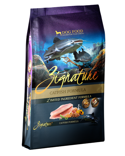 Picture of Zignature Grain Free Limited Ingredient Catfish Formula - 4 lbs.
