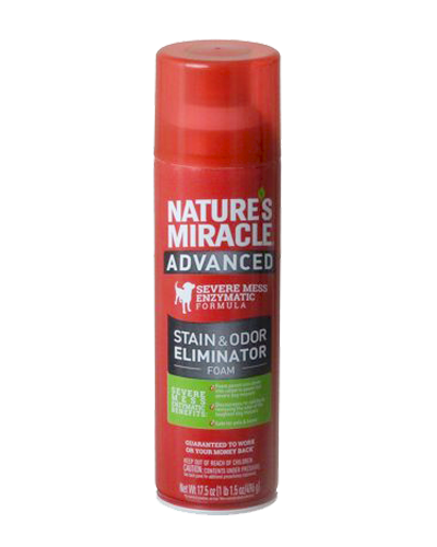 Picture of Nature's Miracle Advanced Stain & Odor Eliminator Spray - 17.5 oz