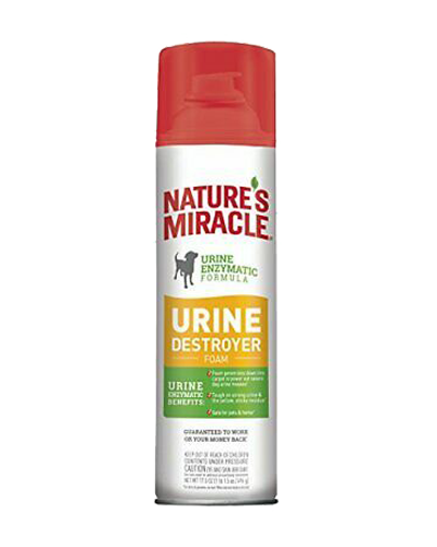 Picture of Nature's Miracle Urine Destroyer Foam - 17.5 oz