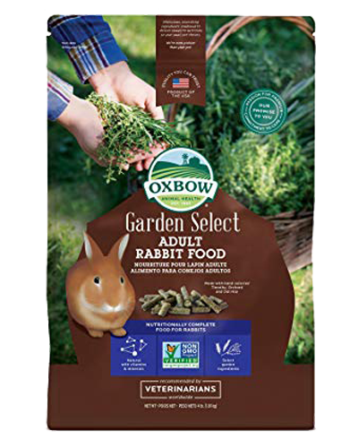 Picture of Oxbow Garden Select Adult Rabbit Food - 4 lb.
