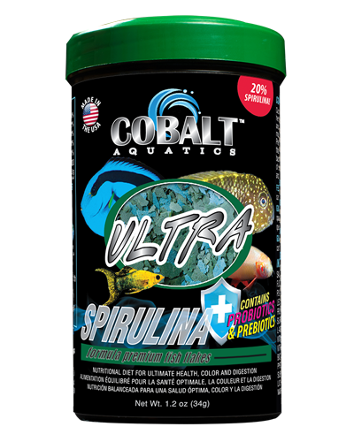 Picture of Cobalt Ultra Spirulina Flakes - 1.2 oz.