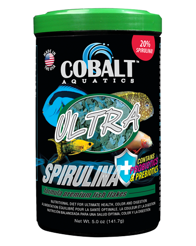 Picture of Cobalt Ultra Spirulina Flakes - 5 oz.
