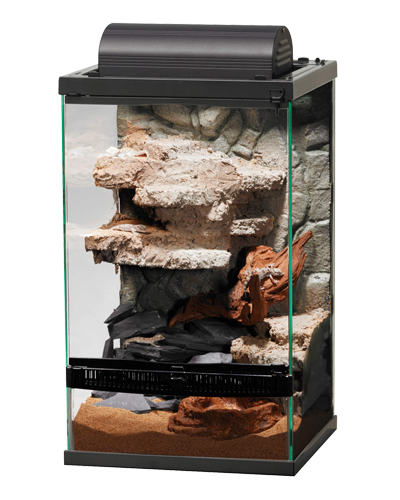 "Picture of Zilla Front Open Terrarium - 12"" x 12"" x 20"""