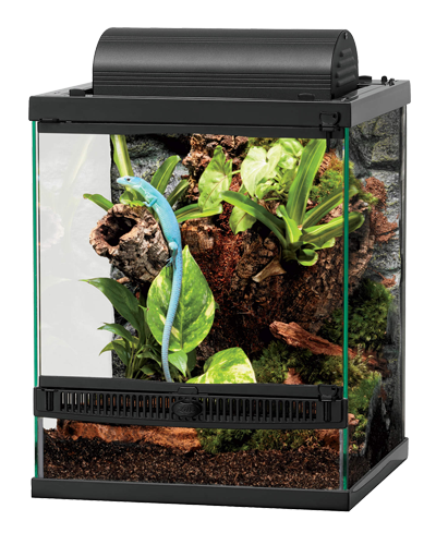 "Picture of Zilla Front Open Terrarium - 12"" x 12"" x 15"""