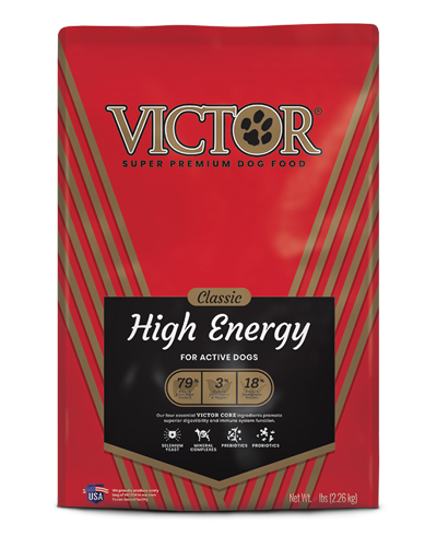 Picture of Victor High Energy Formula for Active Dogs - 40 lbs.