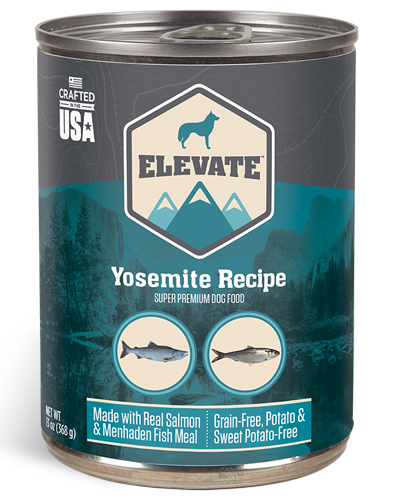 Picture of Elevate Yosemite Grain Free Recipe - 13 oz.