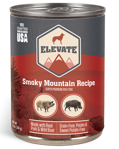 Picture of Elevate Smoky Mountains Grain Free Recipe - 12 oz.