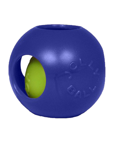 Picture of Jolly Pet Blue Teaser Ball - 4.5""