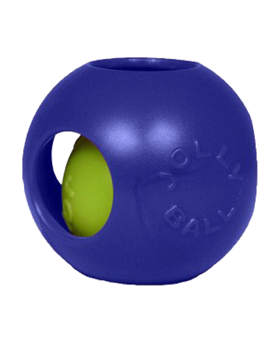 Picture of Jolly Pet Teaser Ball Blue - 8""