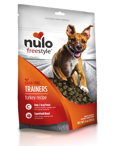Picture of Nulo FreeStyle Trainers Grain Free Turkey Recipe - 4 oz.