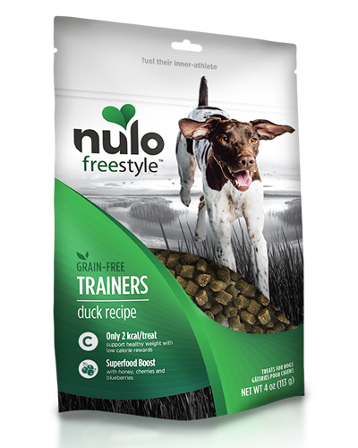 Picture of Nulo FreeStyle Trainers Grain Free Duck Recipe - 4 oz.