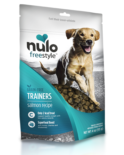 Picture of Nulo FreeStyle Trainers Grain Free Salmon Recipe - 4 oz.