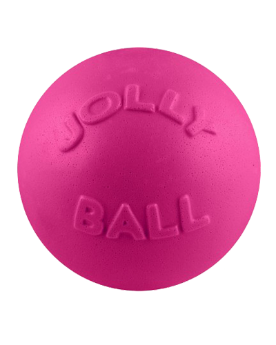 "Picture of Jolly Pet Bounce-N-Play Bubble Gum Scented 6"" Ball"