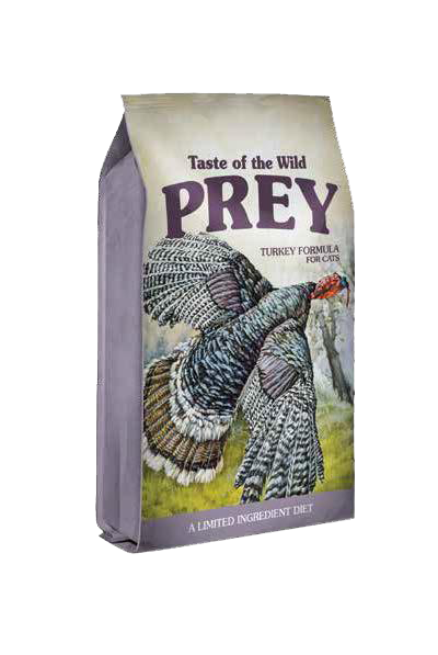 Picture of Taste Of The Wild Prey Grain Free Limited Ingredient Diet Turkey - 6 lbs.