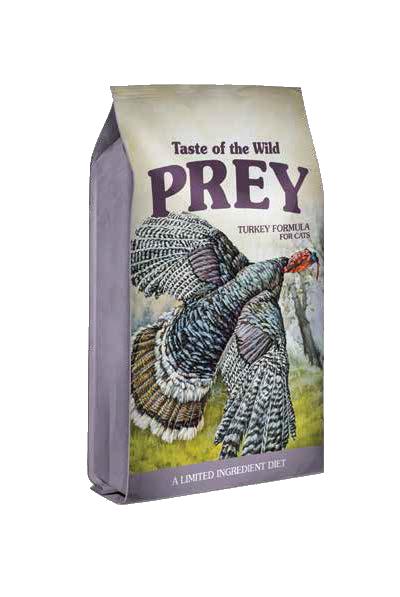 Picture of Taste Of The Wild Prey Grain Free Limited Ingredient Diet Turkey - 15 lbs.