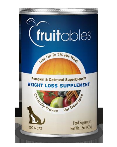 Picture of Fruitables Pumpkin & Oatmeal Weight Loss Supplement - 15 oz