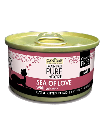 Picture of Canidae Grain Free PURE Adore Sea of Love Lobster Pate - 3 oz.