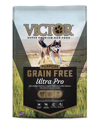 Picture of Victor Grain Free All Life Stages Ultra Pro Formula with Chicken - 30 lbs.