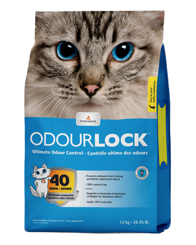 Picture of Intersand Odorlock Unscented Clumping Litter - 25 lb.