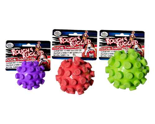 Picture of Four Paws Mr. Marvin Silly Bounce Ball Small - Assorted Colors