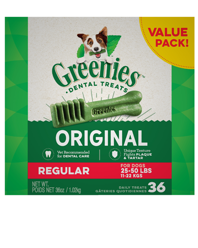Picture of Greenies Original Dog Dental Treats - 36 oz.