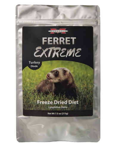 Picture of Marshall Ferret Extreme Turkey Diet - 7.5 oz.