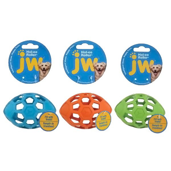 Picture of JW Hol-ee Roller Egg Small - Assorted Colors